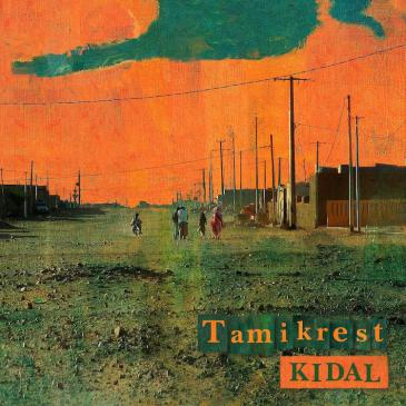 """Cover of Tamikrest's """"Kidal"""" (produced by Glitterbeat Records)"""