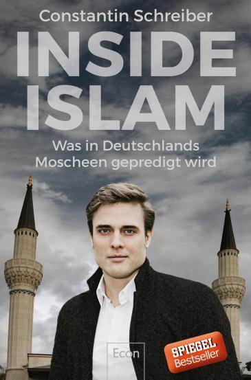 """Buchcover """"Inside Islam"""" von Constatin Schreiber; Quelle: Ullstein Buchverlage"""