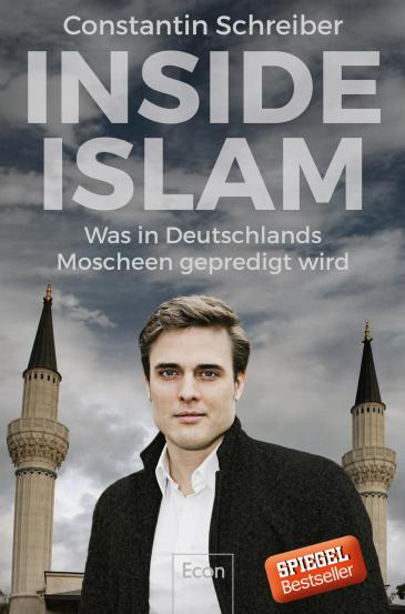Cover of Schreiber′s ″Inside Islam″ (published by Ullstein Verlag)
