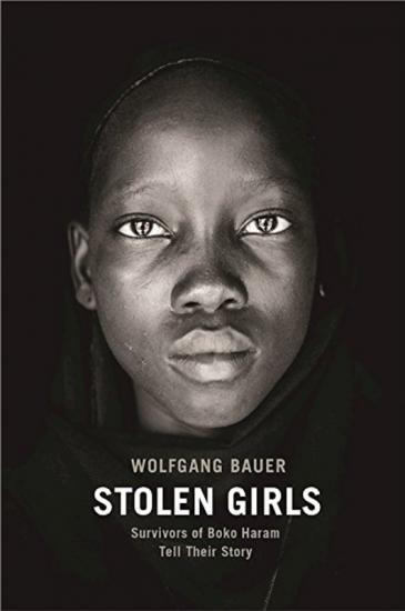 "Cover of Wolfgang Bauer's ""Stolen Girls"", translated by Eric Trump (published by The New Press)"