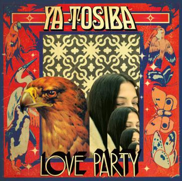 """Cover of Ya Tosiba's """"Love Party"""" (released by Asphalt Tango)"""