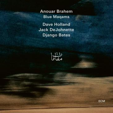"""Cover of Anouar Brahem's """"Blue Maqams"""" (released by ECM Records)"""