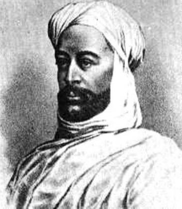 Ibn Tumart (source: Wikimedia)