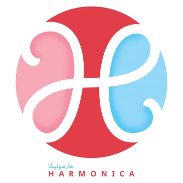 Harmonica app logo (source: Harmonica Facebook page)