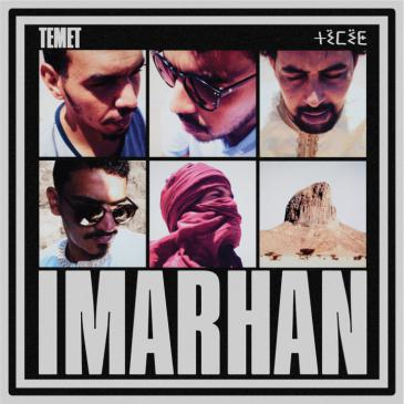 "Cover of Imarhan's ""Temet"" (released by City Slang Records)"
