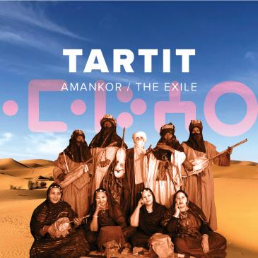 "Cover of Tartitʹs ""Amankor/The Exile"" (distributed by Riverboat Records/World Music Network)"