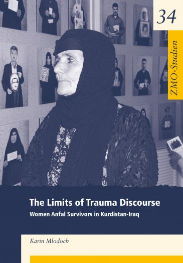 "Cover of Karin Mlodochʹs ""The Limits of Trauma Discourse"" (published by the ZMO in their Study Series)"