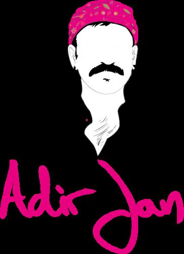 Logo Adir Jan