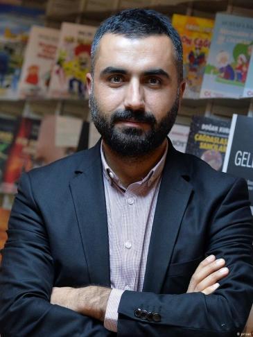 Journalist Alican Uludag (photo: private)