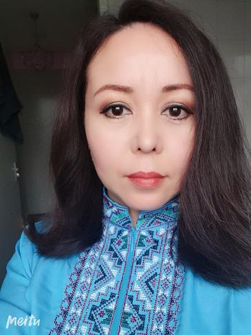 Former journalist Asiye Abdulaheb was born in Urumqi, the capital city of Xinjiang. She fled to the Netherlands in 2009 and remains in hiding from the Chinese government (photo: Asiye Abdulaheb)(photo: Asiye Abdulaheb)