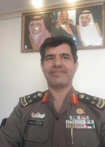 Brigadier General Salih Al-Ayed (source: Twitter)