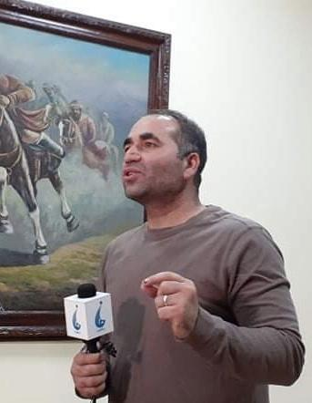 Mujeeb Khalvatgar, director of NGO NAI – Supporting Open Media in Afghanistan (photo: private)