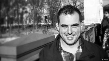 ODTU alumnus and philosophy graduate Zeki Ozturk (photo: private)