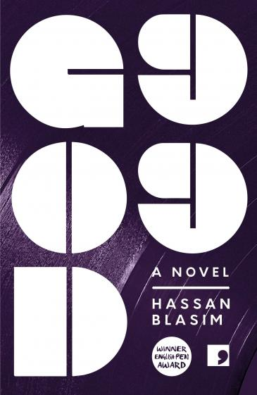 """Cover of Hassan Blasim's """"God99"""" (published by Comma Press)"""