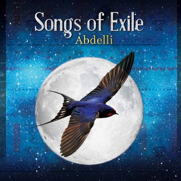 """Album cover of """"Songs of exile"""" (distributed by ARC Music)"""