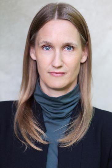 Kristin Helberg (photo: Jan Kulke)