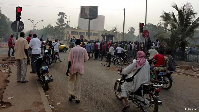 Coup in Bamako