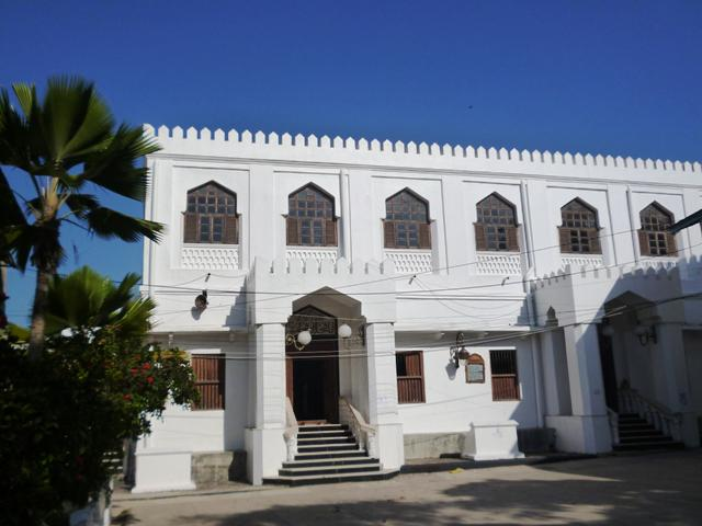 The Malindi Bamnara Mosque