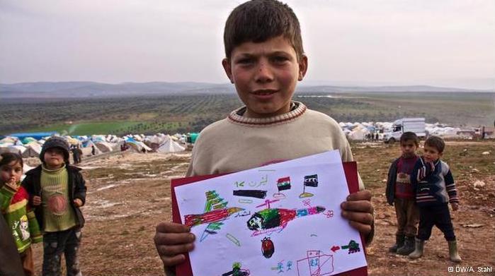 Children as victims of war