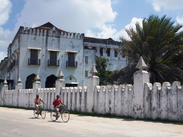 """The Sultan's Palace (""""Beit al-Sahel"""")"""
