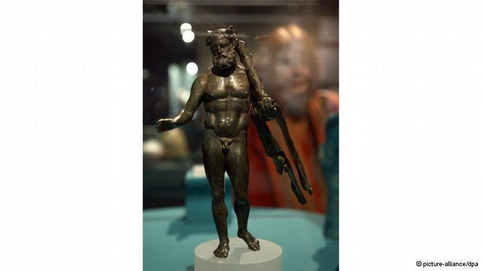 Greece's Heracles