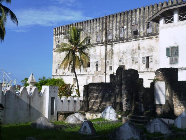 The Sultans' Graveyard