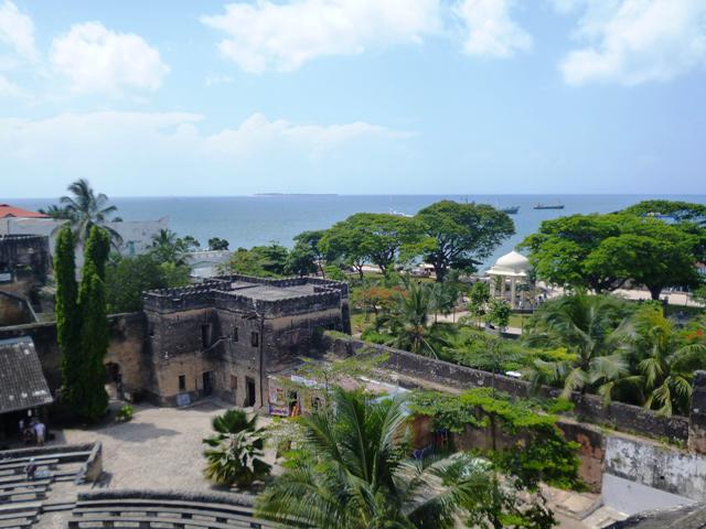 The Forodhani Gardens