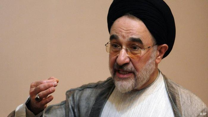 Support for Mohammad Khatami