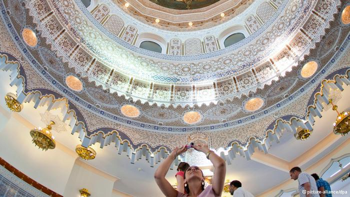Frankfurt's Abu Bakr Mosque: A modern meeting place
