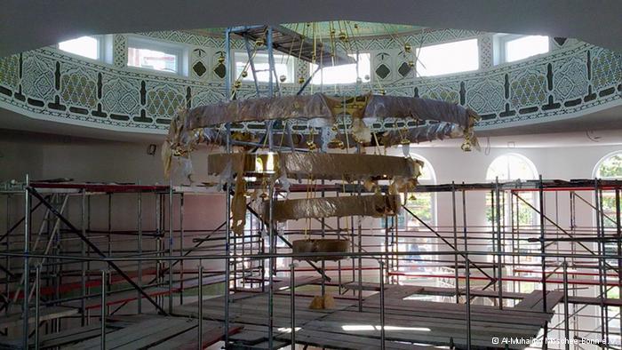 Bonn's Al-Muhajirin Mosque: Close to completion