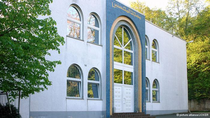 Bonn's Al-Muhsinin Mosque: Islamist milieu