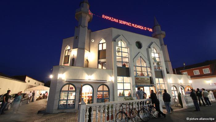 DITIB Mosque in Göttingen: Social activities