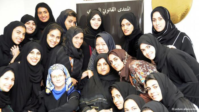 Saudi lawyers