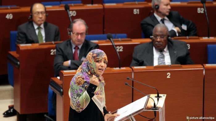 Nobel Peace Prize winner