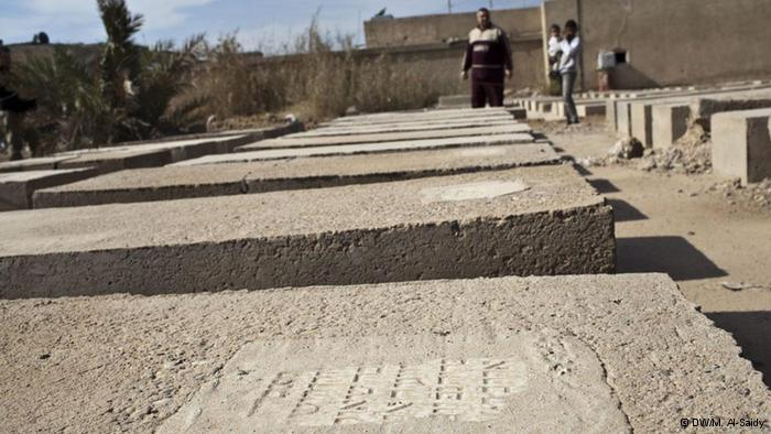 Old Jewish Cemetary in Sadr-City, Baghdad