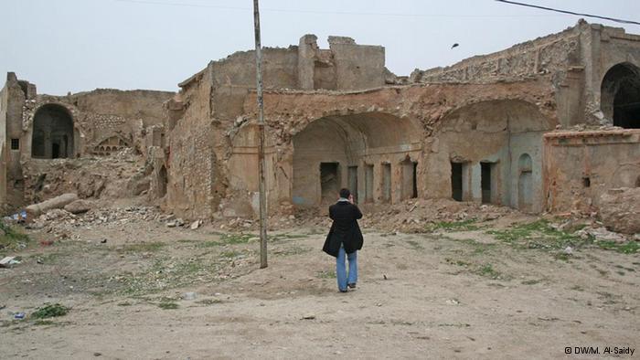 The Old Jewish Quarter in Kirkuk