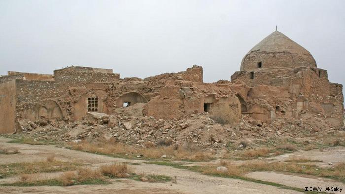 Sepulchre of the Prophet Esra in Kirkuk
