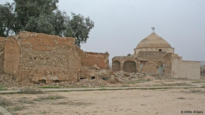 The Burial Site of the Jewish Prophet Hanani in Kirkuk