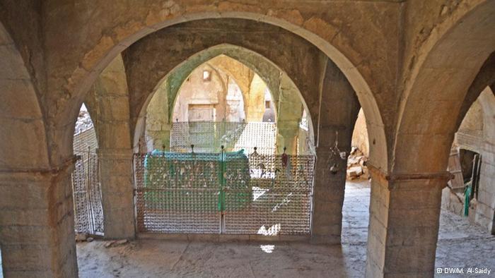 Burial Site of the Prophet Nahum in Al-Qosh