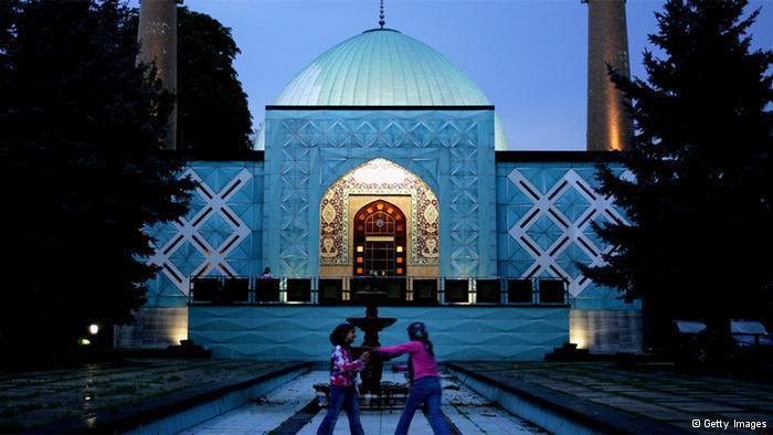 Imam Ali Mosque in Hamburg: centre of Shia Islam in Germany