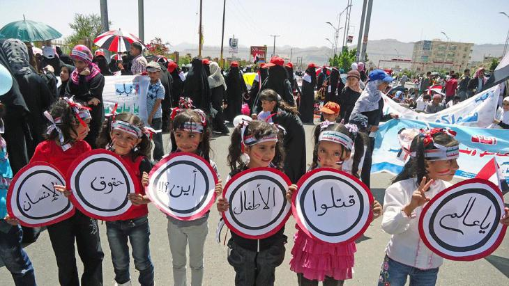 Resistance against Yemen's dictator