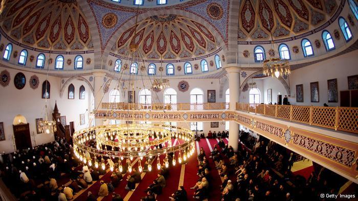 Built in Ottoman style: Merkez Mosque in Duisburg