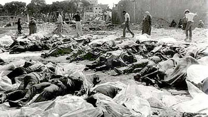 The Deir Yassin massacre