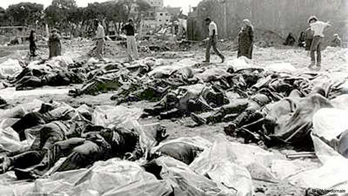 The Deir Yassin massacre