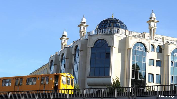 Omar Ibn Al-Khattab Mosque: Simple and elegant