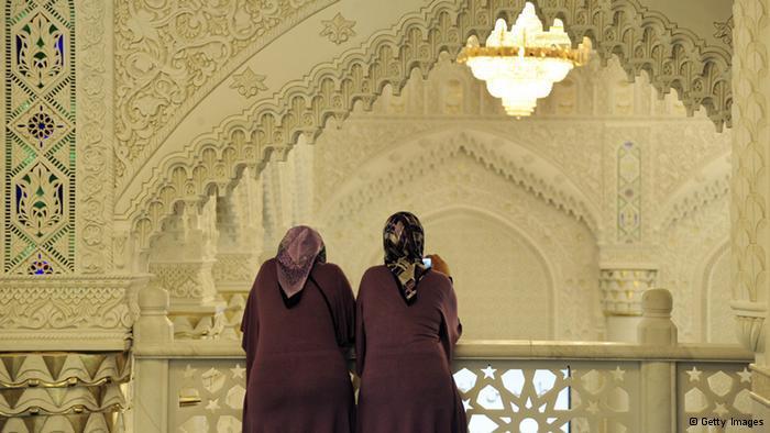 Berlin's Omar Ibn Al Khattab Mosque: prayer house and service centre