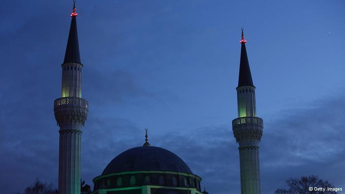 Berlin's Sehitlik Mosque: A place for the Turkish community