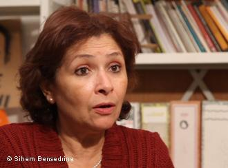 Sihem Bensedrine - Proponent of Freedom and Human Rights