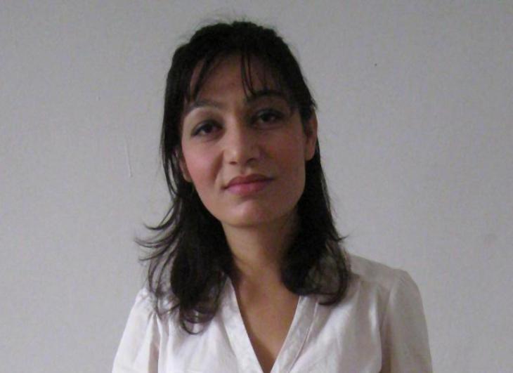 Sondos Sulaiman - Activist for a Free Syria
