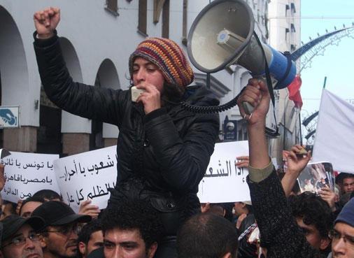 Zineb El Rhazoui - Laïcité maintenant